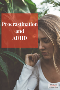Is procrastination related to ADHD