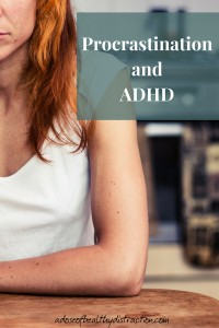 Is procrastination related to ADHD?