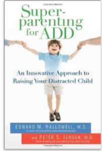 Book review: super parenting for ADHD