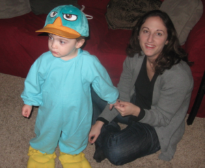 My Own Perry the Platypus