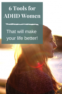 tools for ADHD women that will make your life easier