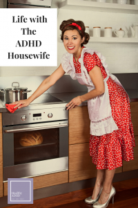 fun retro housewife pic