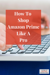 How to shop amazon prime like a pro