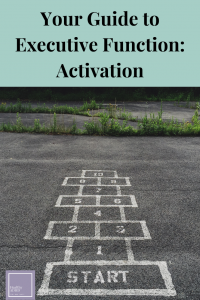 executive function activation