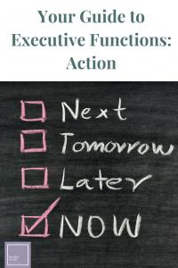 executive function action