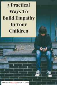 Build empathy in your children