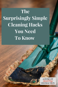The surprising cleaning hacks you need to know