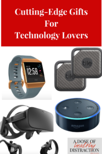 gifts for technology lovers