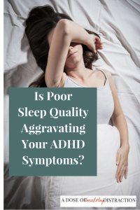 ADHD and sleep