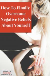 overcome negative beliefs