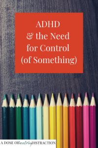 ADHD and Control