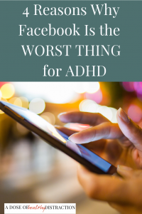 ADHD and facebook