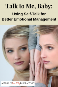 self talk for emotional management