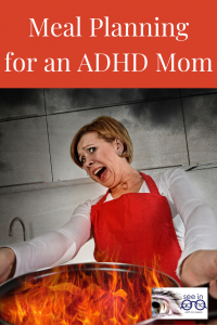 meal planning for an adhd mom
