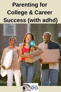 college and career success with ADHD