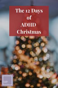 ADHD Christmas